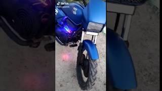 Splendor Lovers   Splendor Big Tyre   Modified Splendor   Tik Tok Videos   Police