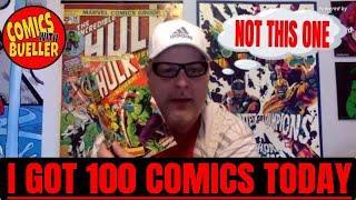 More Comics for Super Cheap - Comic book haul Live