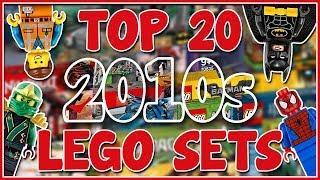 Top 20 Lego Sets of the 2010s | Ninjago, Marvel, Batman, & More!