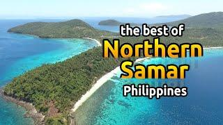 The Best of Northern Samar// The Hidden Paradise in Philippines