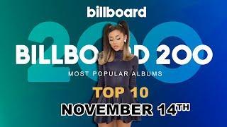 Billboard 200 Albums - November 14th, 2020 | Top 10 Albums Of The Week