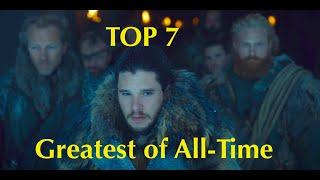 Top 7 Greatest Fighters (of All-Time) in Game of Thrones