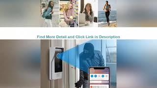 Top 10 BCOM Video Door Phone Doorbell WiFi AHD Intercom System 7 Inch 4-Wire with 720P Camera Suppo