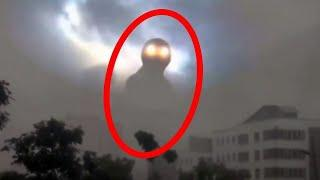 Science Cant Explain What They Caught In The Sky