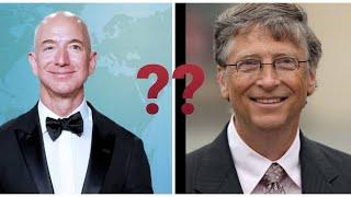 #TOP_10 ..TOP 10 richest people of the world. Jeff Bezos / Bill gates /Mark Zuckerberg. And 8 more.