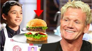5 Times Gordon Ramsay ACTUALLY LIKED THE FOOD!