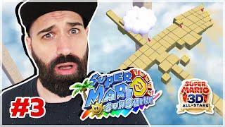 DE LEGENDARISCHE ZANDVOGEL IS SUPER MOEILIJK ! | Super Mario Sunshine #3 | Super Mario 3D All-Stars