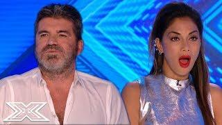Top 10 Most MEMORABLE X Factor UK Auditions | X Factor Global