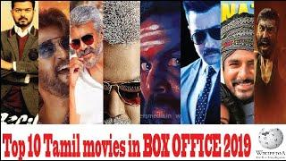 Best Tamil Movies 2019,  Top 10 Tamil movies in BOX OFFICE 2019,  Top 10 Tamil movies collection 201