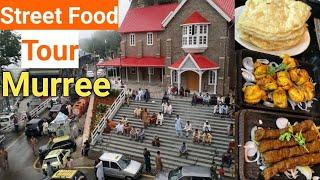 Street Food Tour Mall Road Murree, Nathia Gali, Mushkpuri Top & Ayubia Tunnel | Pakistan Street Food
