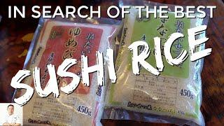 Best Sushi Rice In The World | Hokkaido Rice Tour