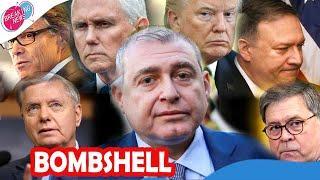 Lev Parnas Has Hard Evidence Linking 6 Top Republicans To Ukraine Scheme