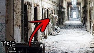 Top 10 Scary Abandoned Jails That Are The Most Haunted