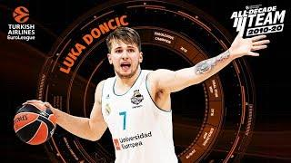 2010-20 All-Decade Team: Luka Doncic