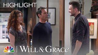 """Is Karen's New Boyfriend a """"Dirty John?"""" - Will & Grace"""