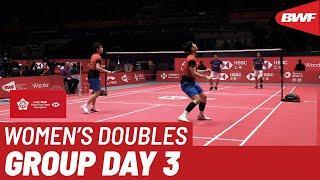 Group A | WD | POLII/RAHAYU (INA) vs. DU/LI (CHN) | BWF 2019