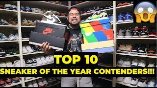 TOP 10 - 2020 SNEAKER OF THE YEAR CANDIDATES!!!!
