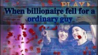 Taekook oneshot •  When a Billionaire fell for a ordinary guy  • Top Tae, bottom kook