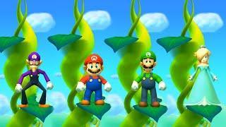 Mario Party: The Top 100 Minigames - Mario vs Luigi vs Waluigi vs Rosalina