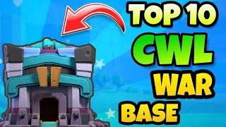 TOP 10 TH13 WAR BASES/CWL + LINKS 2020 April Best Town Hall 13 War Base Clash of Clans