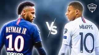 Neymar Jr vs Kylian Mbappé • Skills & Goals 2019/20