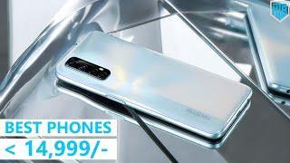 Top 5 Best Mobile Phones Under ₹15000 October (2020) Best Budget Mobiles Under 15000⚡⚡⚡High-Tech Bro