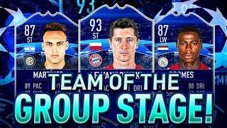 TEAM OF THE GROUP STAGE?! POTENTIAL PROMO OUTLOOK! FIFA 20 Ultimate Team