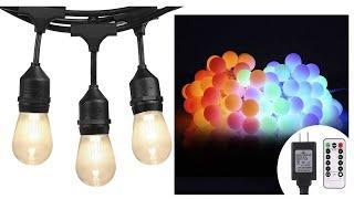 Best ALOVECO LED String Lights, | Top 10 ALOVECO LED String Lights, For 2021 | Top Rate