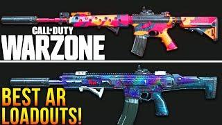 Call Of Duty WARZONE: The BEST Loadouts For EVERY Assault Rifle (Warzone Best Loadouts)