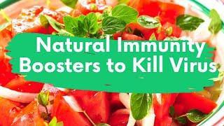Top 10 Immune System  Booster Foods to Kill Corona Virus   Urdu/ Hindi
