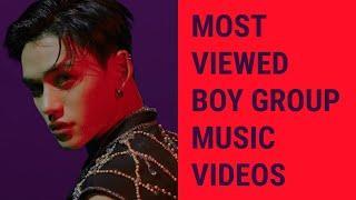 [TOP 100] MOST VIEWED KPOP BOY GROUP MUSIC VIDEOS (November 2020)