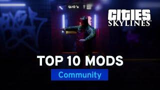 Top 10 Mods and Assets May 2020 with Biffa | Mods of the Month | Cities: Skylines