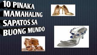 Top 10 most expensive shoes for women