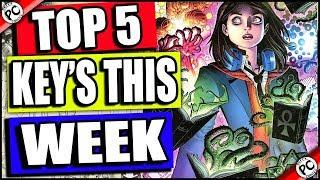 Top Key Comics are coming out This Week! Week 10 ncbd 03/04/20 Comic Books to Invest in for 2020