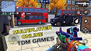 Top 10 Best Multiplayer Online Team Death Match (TDM) Games for Android 2019