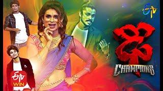 Pandu Top 10 Performances | Dhee Champions | ETV Telugu