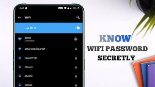 10 ! Hidden Android Apps/Features | HOW TO KNOW WIFI PASSWORD | YOU HAVE TO KNOW