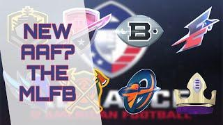 The AAF is back! Kind of...Welcome to Major League Football