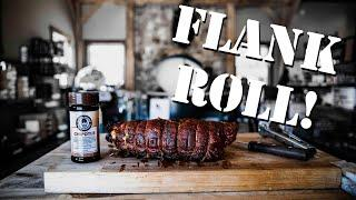 How to Cook Flank Steak from Field to Plate  | Our Secret Flank Steak Roll | The Bearded Butchers