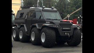 Top 10 Off-Road Vehicles of All Time - all-terrain vehicles - Off-Road Monsters