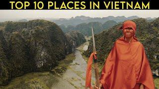 TOP 10 places in Vietnam 2021  How to travel Vietnam   Travel Guide Vietnam