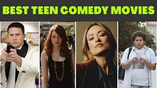 Top 10 Teen Comedy Movies | Best High School Comedy Movies