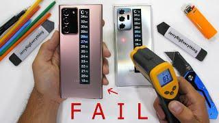 Samsung should explain this... Exynos vs Qualcomm?! - Note 20 Ultra