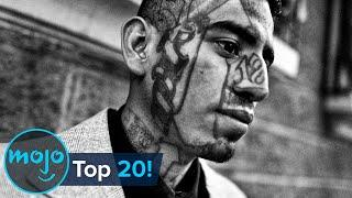 Top 20 Most Dangerous Real-Life Gangs in the World