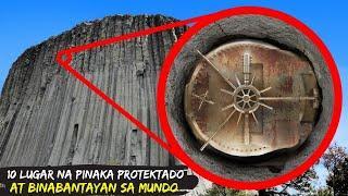 10 Kakaibang Lugar na Pinaka Protektado at Binabantayan sa Mundo