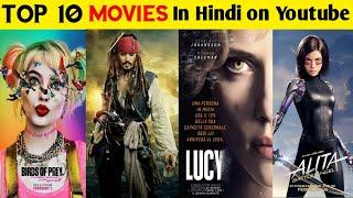 Top 10 Best Hollywood Hindi Dubbed Movies Available Now Youtube | part- 2 | Lucy Hindi Me |