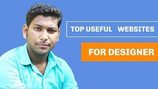 Amazing 10 websites for Designers // Top 10 Websites every Web Designers should Visit