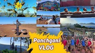 Panchgani Travel Vlog | Weekend Trip 2020