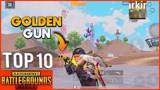 TOP 10 NEW FEATURES IN PUBG MOBILE || Part - 17 || Pubg New Update