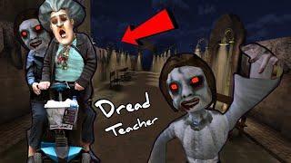 SCARY TEACHER KI BHOOTIYA BEHN   DREAD TEACHER   Dread Teacher Full Gameplay   DEEWANA GAMER